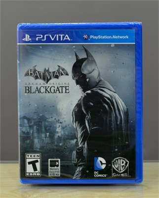 BATMAN ARKHAM ORIGINS VITA