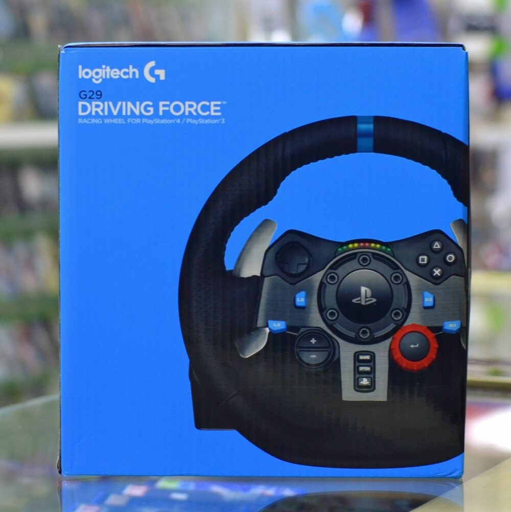 ee9f80ab375 LOGITECH G29 DRIVİNG FORCE PS3 - PS4 - PC UYUMLU