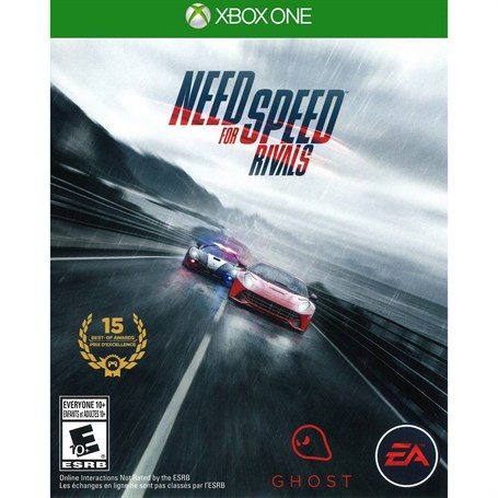 NEED FOR SPEED RIVALS XBOX ONE 2.EL