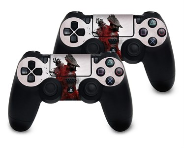 BLOODBORNE PS4 DUALSHOCK 4 STICKER
