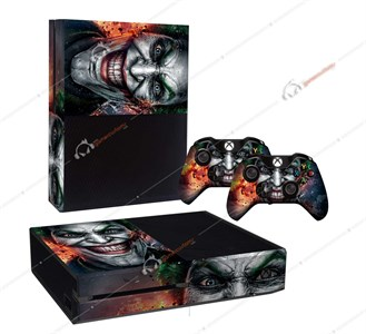 JOKER XBOX ONE STICKER