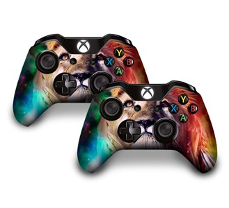 ASLAN XBOX ONE KOL STICKER
