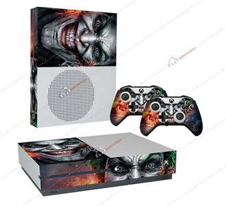 JOKER XBOX ONE S STICKER