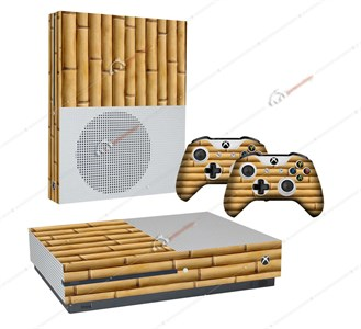 BAMBOO XBOX ONE S STICKER