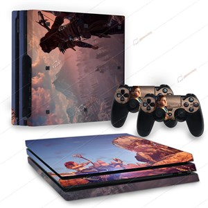 HORIZON ZERODAWN PS4 PRO STICKER