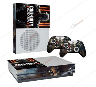 COD BLACK OPS 3 XBOX ONE S STICKER
