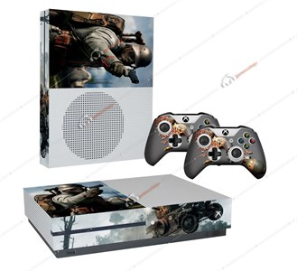 BATTLEFIELD 1 XBOX ONE S STICKER