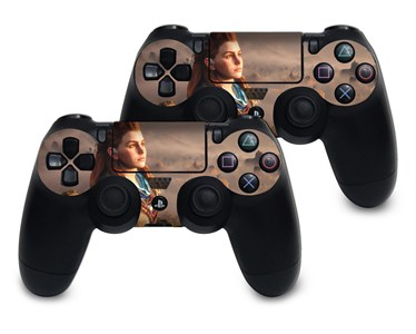 HORIZON ZERODAWN PS4 DS4 STICKER