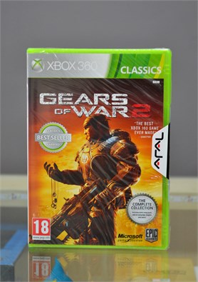 2.EL XBOX360 GEARS OF WAR 2