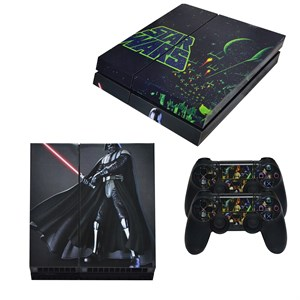 STAR WARS PS4 STICKER SETI