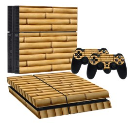 BAMBOO 2 PS4 NORMAL STICKER