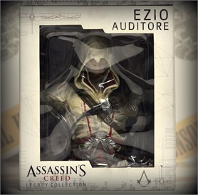 ASSASSINS CREED EZIO AUDITORE FIGUR