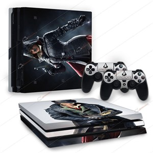 AC SYNDICATE PS4 PRO STICKER