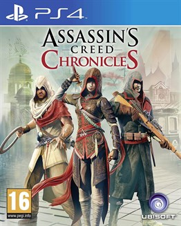 ASSASSINS CREED CHRONICLES PS4 SIFIR