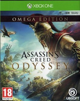 ASSASSINS CREED ODYSSEY OMEGA EDITION XBOX ONE