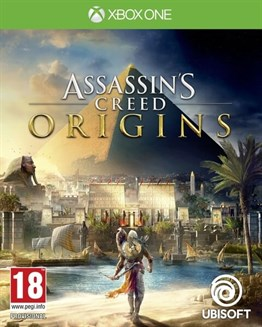 ASSASSINS CREED ORIGINS XBOX ONE 2.EL