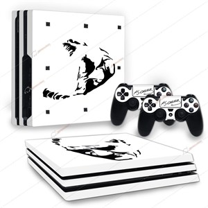 ATATÜRK PS4 PRO STICKER