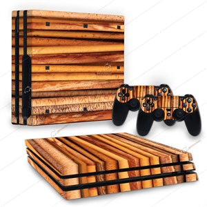 BAMBOO PS4 PRO STICKER