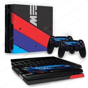 BMW PS4 PRO STICKER