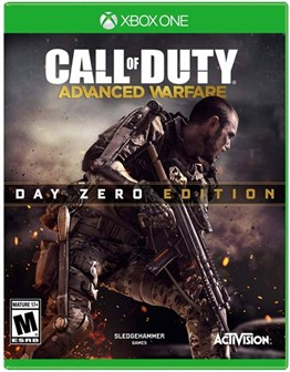 CALL OF DUTY ADVANCED WARFARE XBOX ONE 2.EL