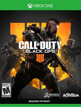 Call of Duty Black Ops 4 Xbox One 2.EL