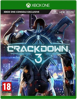 CRACKDOWN 3 XBOX ONE 2.EL