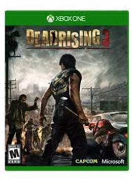 DEAD RISING 3 XBOX ONE 2.EL