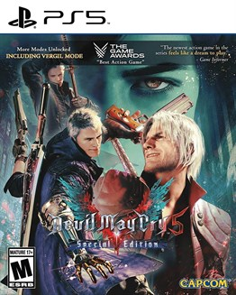 Devil May Cry 5 Special Edition Sony Ps5 Oyunu