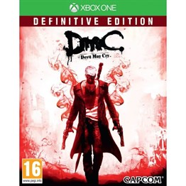 DMC DEFINITIVE EDITION XB1