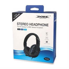 DOBE STEREO HEADPHONE PS4/XBOX/N-SWITCH UYUMLU KULAKIK