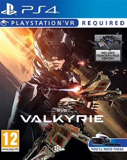 EVE VALKYRIE VR OYUN PS4