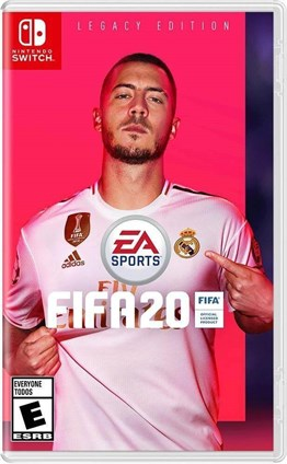 FIFA 20 NINTENDO SWITCH 2.EL