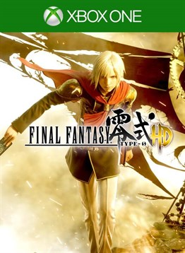 FINAL FANTASY TYPE 0 HD XBOX ONE 2.EL