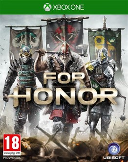 FOR HONOR XBOX ONE 2.EL
