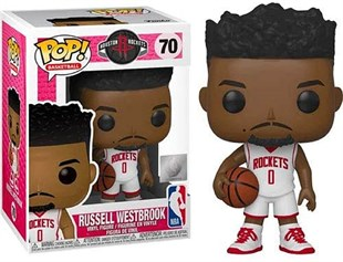 Funko Pop Figür - Houston Rockets Russell Westbrook NBA
