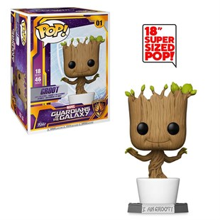 Funko Pop Figür - Marvel Guardians of the Galaxy Dancing Groot 18