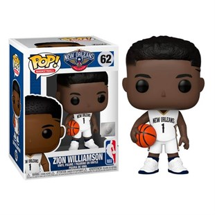 Funko Pop Figür - New Orleans Zion Williamson NBA