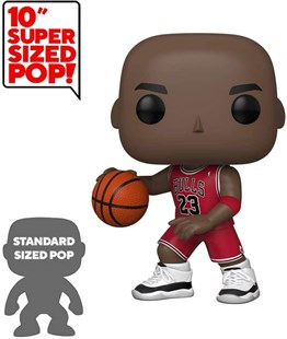 Funko POP NBA BULLS 10 MICHAEL JORDAN