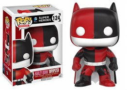 FUNKO POP SUPER HEROES HARLEY QUINN IMPOPSTER