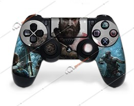 GOD OF WAR 4 DS4 STICKER TAM BOY