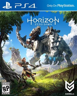 Horizon Zero Dawn Sony Ps4 Oyunu