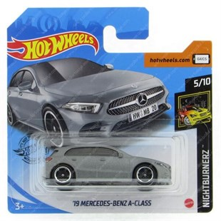 Hot Wheels 19 Mercedes - Benz A - Class Nightburnerz