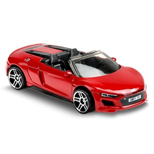 Hot Wheels 2019 Audi R8 Spyder Factory Fresh
