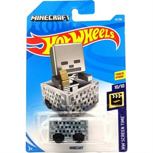 Hot Wheels Minecraft HW Screen Time
