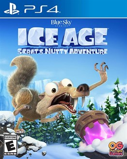 Ice Age: Scrats Nutty Adventure Ps4