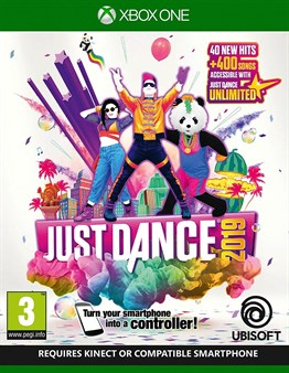 JUST DANCE 2019 XBOX ONE 2.EL