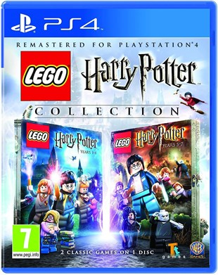 Lego Harry Potter Collection Sony Ps4 Oyunu