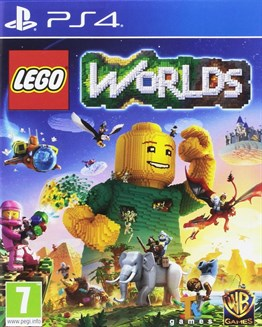 Lego Worlds Ps4 Oyunu