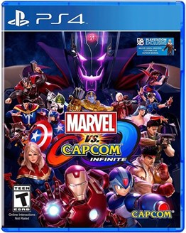 MARVEL VS CAPCOM INFINITE PS4 2.EL