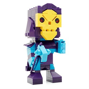 Mega Bloks Kubros Masters of The Universe Skeletor Building Kit